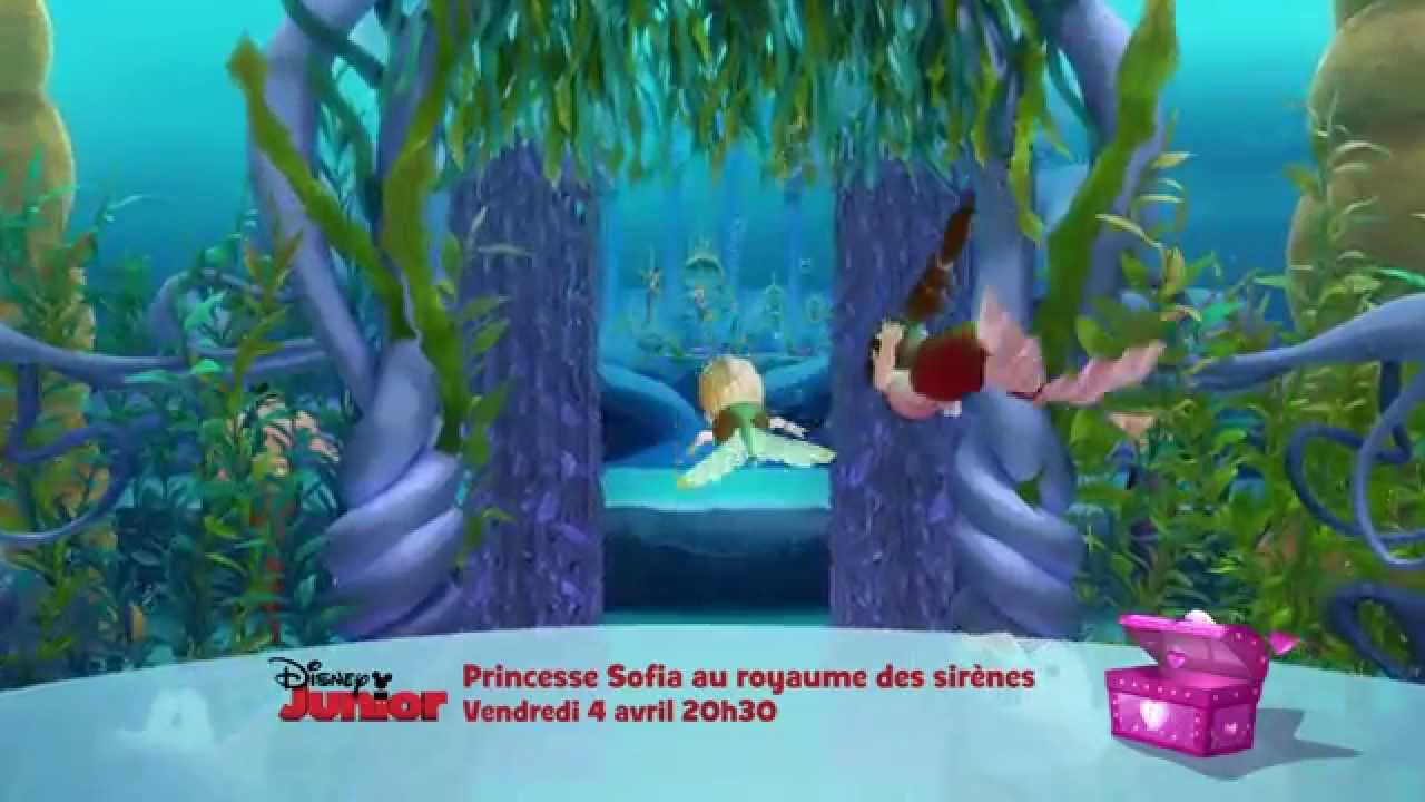 Princesse Sofia Au Royaume Des Sirenes Vendredi 4 Avril A 20h30