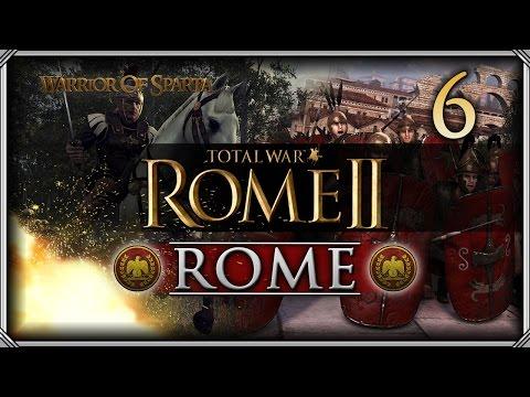 Total War Rome II: Rome Campaign #6 - Coastal Defence