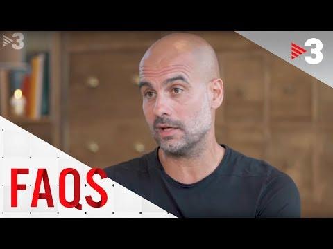 FAQS | Política, futbol i llibertat d'expressió; entrevista a Pep Guardiola