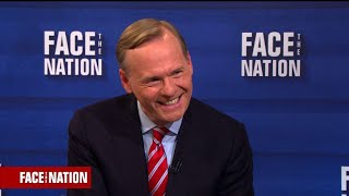 "John Dickerson asks ""Is the presidency too big for one person?"""