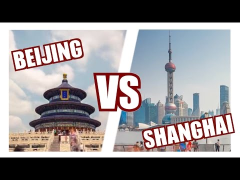 Beijing vs Shanghai - Which city is the best destination?
