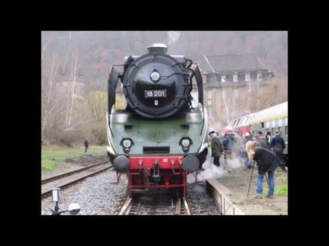 Von 01 bis 99 | Dampfloks der Deutschen Reichsbahn
