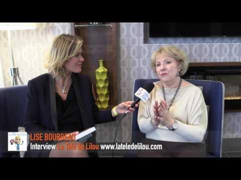 """Rencontre avec Lise Bourbeau, auteur des """"5 Blessures"""" et """"Ecoute ton corps"""""""