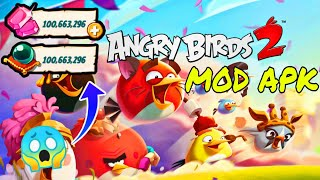 Angry Birds 2 Mod Apk+Obb Download