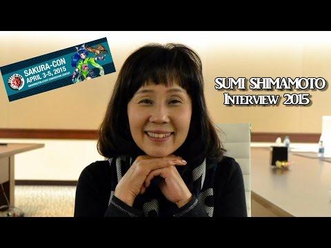 Legendary Japanese Voice actress Sumi Shimamoto sits down with us for a brief chat at Sakuracon 2015 in Seattle Washington. #SumiShimamoto #Sakuracon.