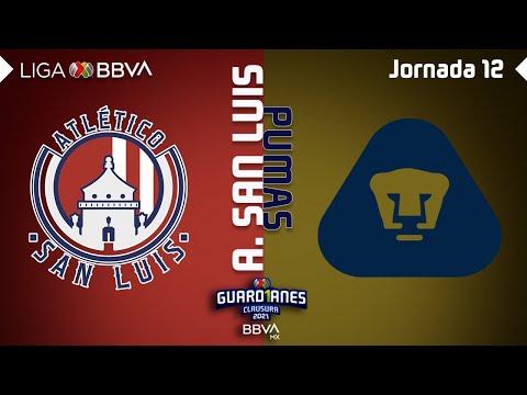 San Luis U.N.A.M. Pumas Goals And Highlights