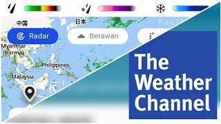 the weather channel best weather monitoring website. Pantau cuaca di seluruh dunia real time screenshot 1