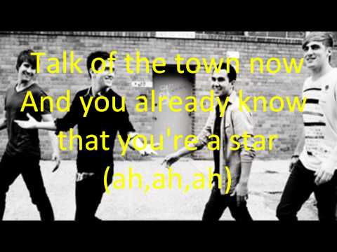 Big Time Rush - Superstar (with Lyrics) [FULL SONG]