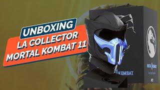 MORTAL KOMBAT 11 : on découvre la version collector 2020 !