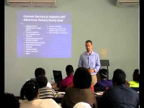Basic Course in HIV - Adherence | Center for AIDS Research