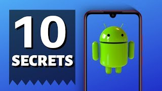 10 Amazing Android secret tricks and tips | 2019 📲
