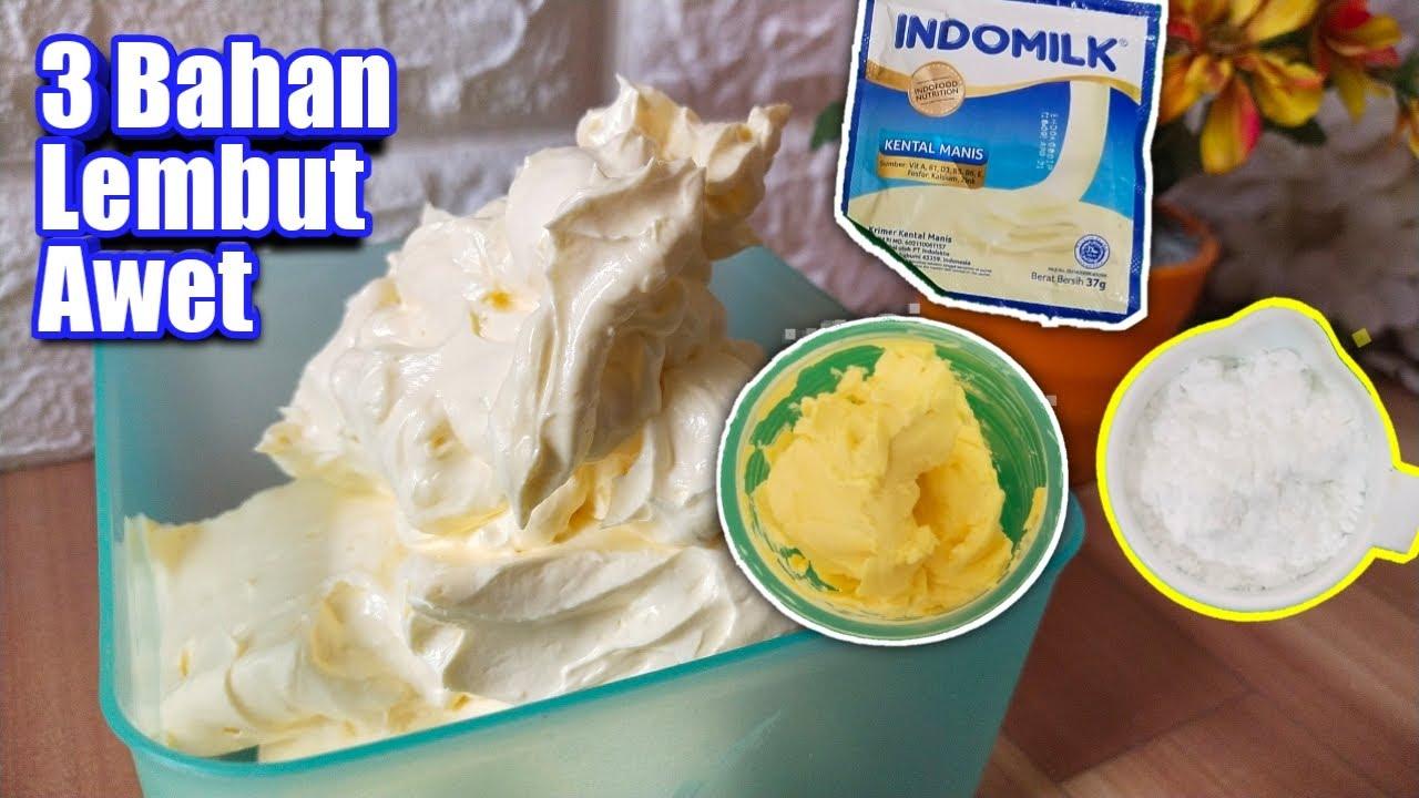 Resep Butter Cream Sederhana Tanpa Mixer Oleh Raudhatus Anggi Aulia Cookpad