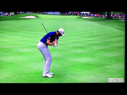 Dustin Johnson / 83-Yard Wedge (24,000 fps) 2016