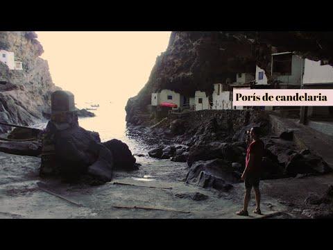 Visita PORIS DE CANDELARIA - Tijarafe - QUE VER EN LA PALMA 🏝