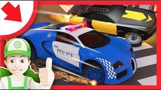 Police Car games. Police car race for kids. Cartoon about Police. Cartoons Car Police Cars kids