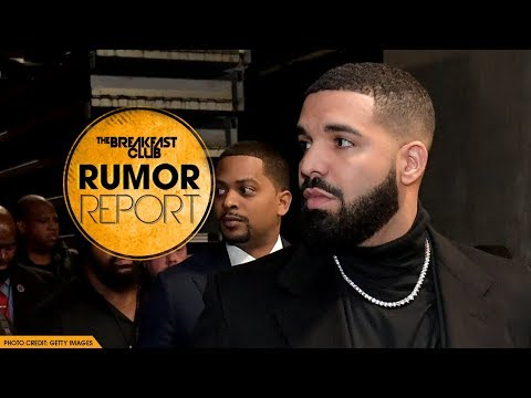 Drake Spends Big Bucks on Diamond Encrusted iPhoneX Case