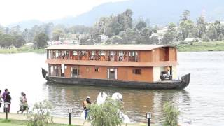 Passenger Boat @ Nuwara Eliya Gregory Lake, Sri Lanka
