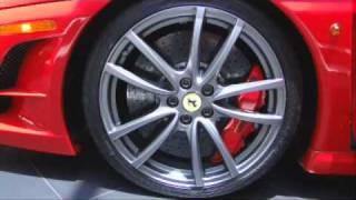Ferrari 430 Scuderia  na  Platinuss