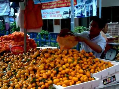 Chow Kit New Bazaar in Kuala Lumpur, Malaysia (Part 1)