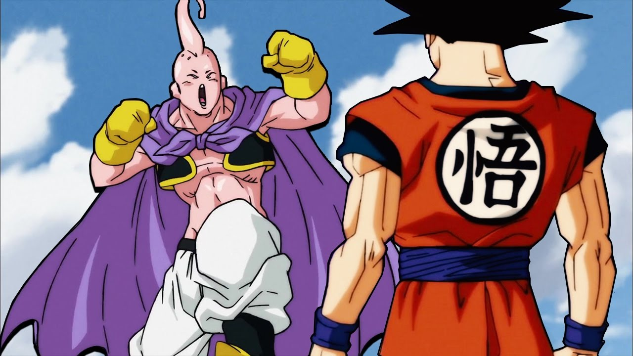 Majin Buu Super Buu Form Dragonball Super Episode Folge 85
