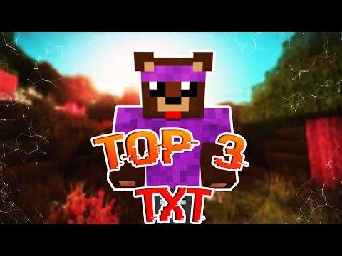 TOP 3 TXT POD PVP #17