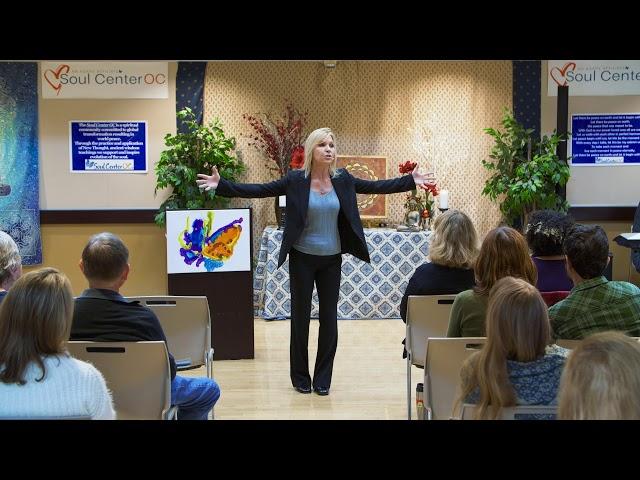 Kim Stanwood Terranova    Living Through Giving    Divine Overflow at its best   11 15 2019
