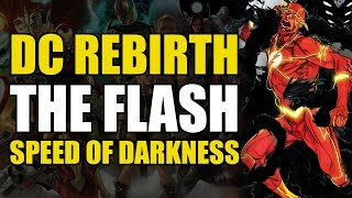 The Flash Rebirth Vol 2: Faster Than The Flash?!
