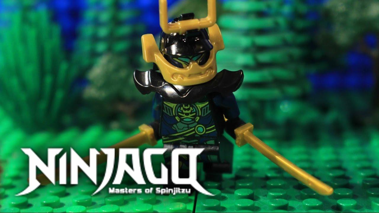 Lego ninjago season 7 episode 9 the samurai youtube - Lego ninjago saison 7 ...