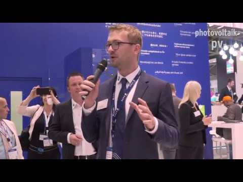 Kaco New Energy at the Intersolar Europe