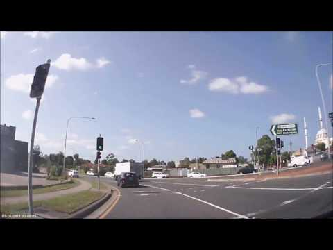 Driving NSW: Parramatta - Helensburgh - Hyams Beach