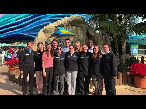 Future Theme Park Leaders Association: California Executive Management Shadow Week 2017