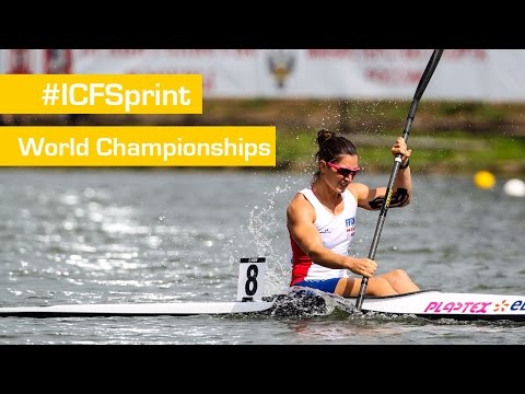 REPLAY : Saturday FINALS | 2015 ICF Canoe Sprint World Championships | Milan