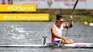 REPLAY : Saturday FINALS | 2015 ICF Canoe Sprint World Championships | Milan