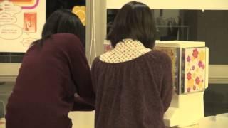 ISID イノラボ、クウジット、東京都市大学は、共同で12月10日から13日まで、東京都市大学横浜キャンパスにおいて、ミラーサイネージ(鏡面仕様の...