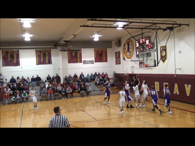 Game Highlights Boys Varsity: Johnstown vs Fonda