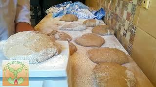 Крестьянский хлеб.