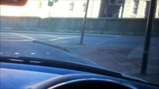 Aberdeen Dash Cam wapping street Red light jumper