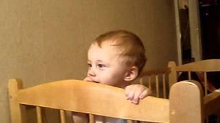Жертва рекламы Orbit Fruttini(Реакция ребенка (8 месяцев) на рекламу Orbit Fruttini., 2011-09-06T14:34:03.000Z)