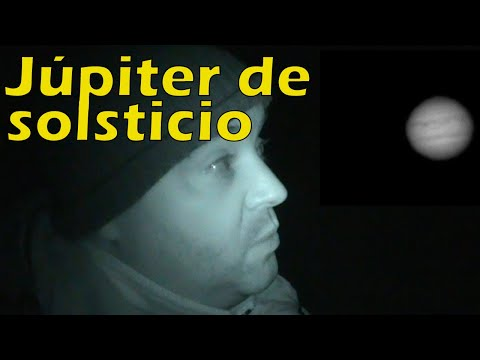 Primera salida astronómica tras 118 noches sin observar fuera de casa. ¡A por Júpiter!