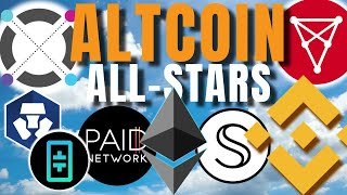 ALTCOINS ARE WINNING!!!  Elrond, Crypto.com, THETA, PAID, Secret, Chiliz and Binance Coin BNB