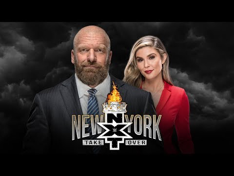 NXT TakeOver: New York Q