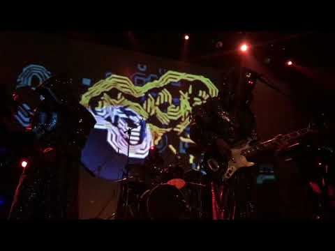 "Lumerians ""Corkscrew Trepanation"" live @Gagarin 205 Music space,Athens,Greece,22.09.2018"