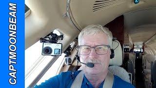 HE NEEDS THE LANDINGS, Citation Flight to Tampa and Naples, Pilot Vlog 132