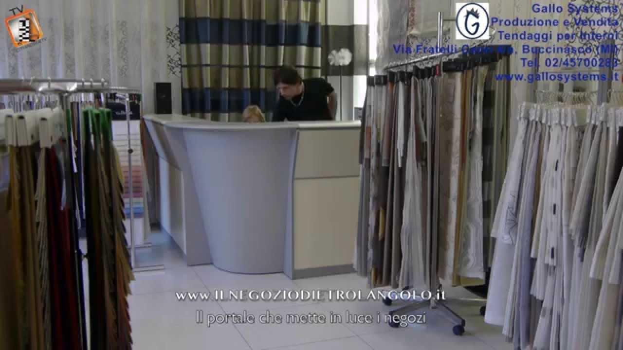 Tende Per Interni Milano : Gallo systems produzione e vendita tende per interno via f lli