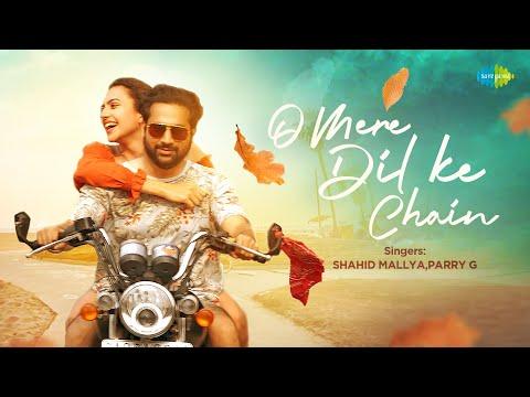 O MERE DIL KE CHAIN | Shahid Mallya | Parry G | Rohit Davar | Official Music Video | Recreation
