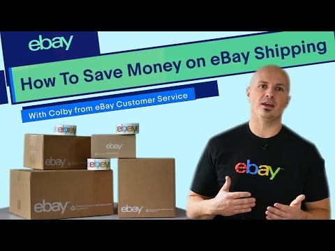 ebay | How To | Save Money on eBay Shipping