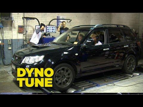 Custom Dyno Tune