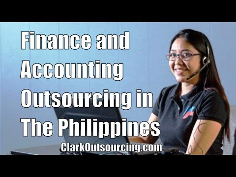Finance and Accounting Outsourcing Companies in the Philippines