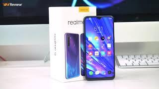 Mở hộp Realme Q đầu tiên tại VN - chỉ hơn 3tr5, Chính là Realme 5 Pro, chip snap 712, 4 camera