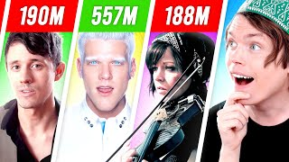 The Most VIRAL YouTube Covers of All Time